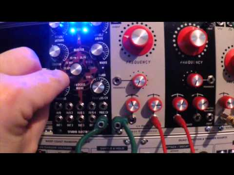 Studio Electronics Quadnic - Space Chords