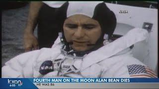 Moonwalker, UT-Austin alumnus Alan Bean dies at 86