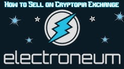 Electroneum - How to Sell Electroneum for Bitcoin