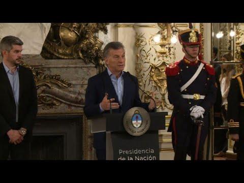 Macri profundizará reformas tras victoria en legislativas