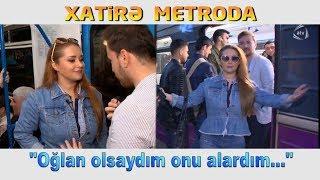 Xatirə İslam metroda