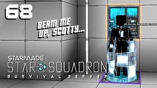 "StarMade: STAR SQUADRON - 68 - ""The Transporter"""