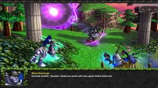 Warcraft 3 Frozen Throne Interlude: A Parting of Ways