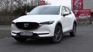 2018 Mazda CX-5 2.2 SKYACTIV-D (150 HP) TEST DRIVE