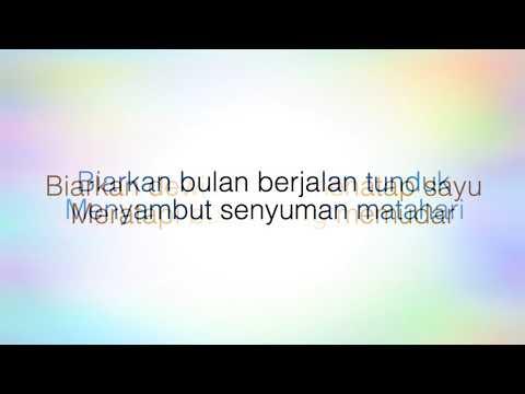PAYUNG TEDUH - BIARKAN (Lyrics)