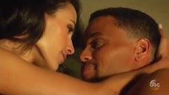 Interracial kiss - Secrets and Lies 2
