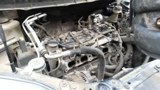 Замена свечей на Nissan X Trail  Чистка дроссельной заслонки  Часть №1