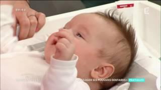 Soulager les dents de bébé - La Maison Des Maternelles