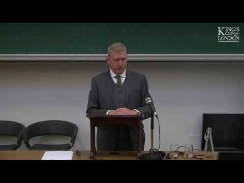 Professor Peer Zumbansen's  Inaugural Lecture