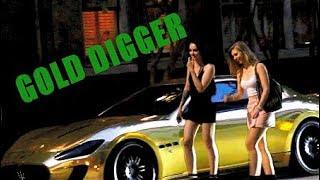 Amazing Gold Digger Prank!