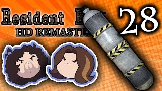 Repeat youtube video Resident Evil HD: Trying Not to Blow-Up - PART 28 - Game Grumps