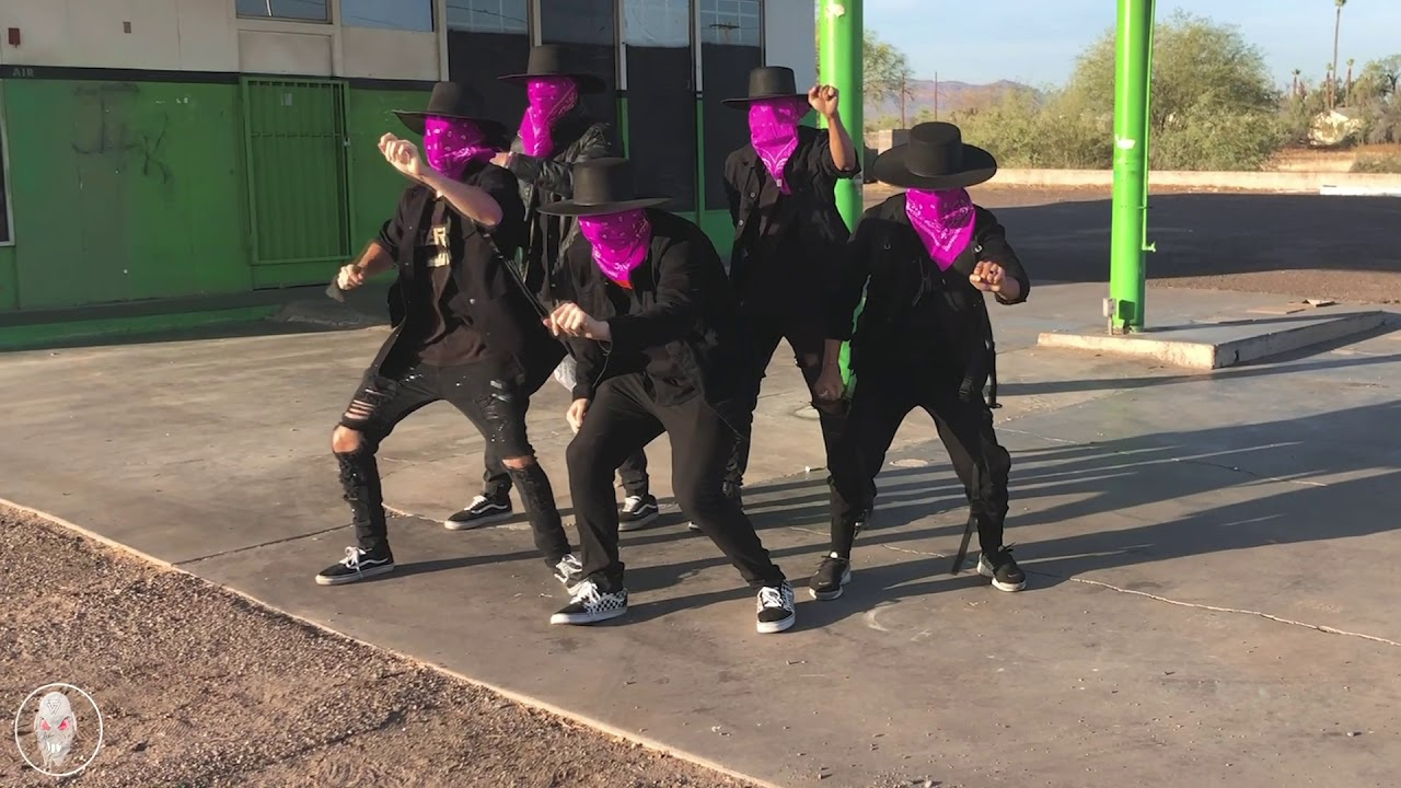 Deep cover - Blrrd Vzn | Phoenix Banuelos Choreography