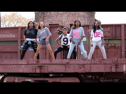 Chamma Chamma (Dr Srimix) - SM Girls, Nee choreography