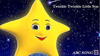 Twinkle Twinkle Little Star, Bingo, Humpty Dumpty Kids songs, Abc song, Nursery rhyme, Animation