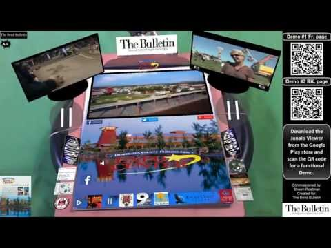 Klamath Community College Augmented Reality Demo