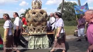 Dożynki Wojewódzkie - Województwo Opolskie, Gmina Ujazd 2016