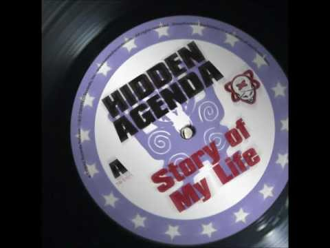 Hidden  Agenda - Story  Of  My  Life -  Club  69's  Philly  Soul  Mix.     1994.    (HD).