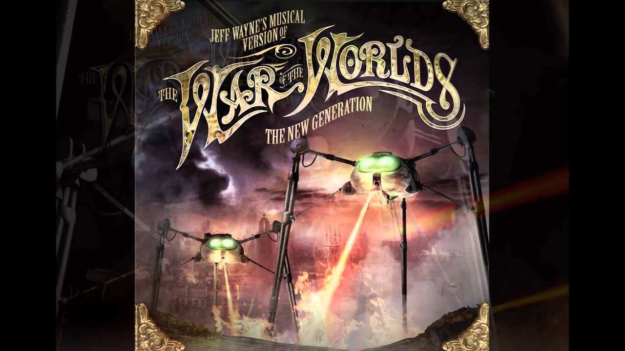 War Of The Worlds New Generation: War Of The Worlds: The New Generation