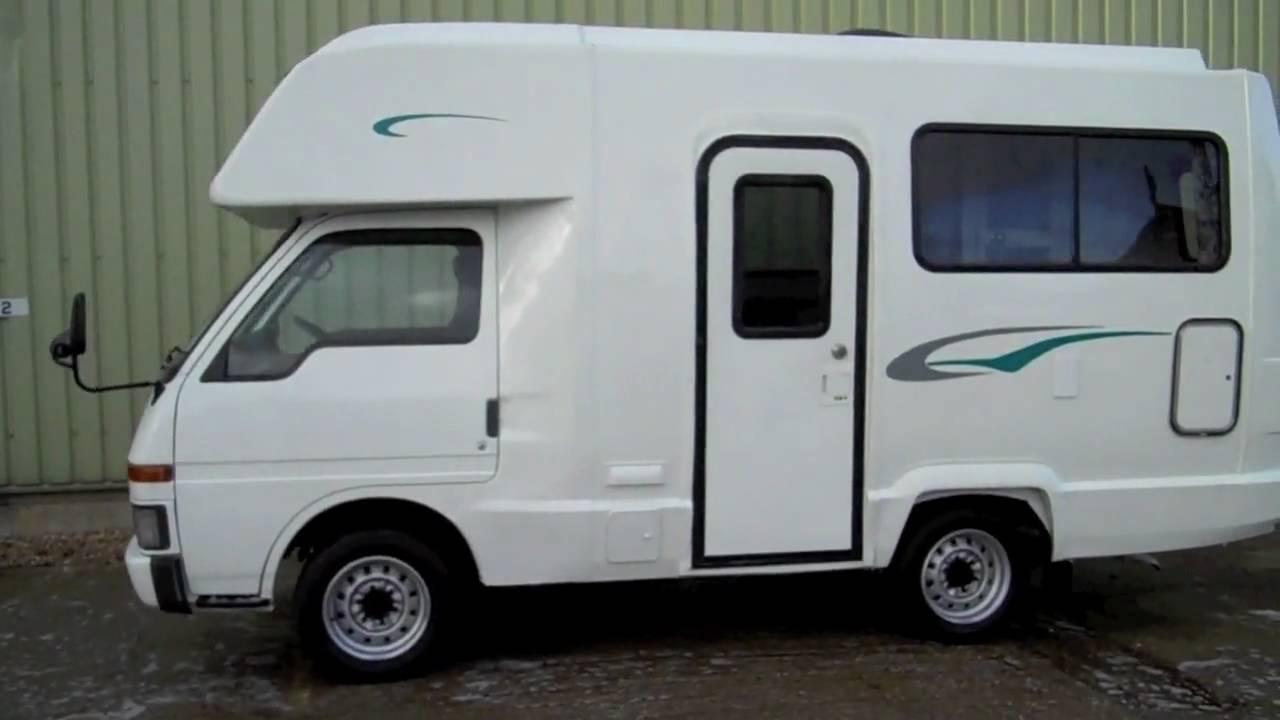 Isuzu Fargo Motorhome Gp Motorworks Car Camper Sales