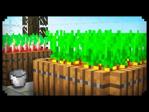 ✔ Minecraft: How to make a Greenhouse thumbnail
