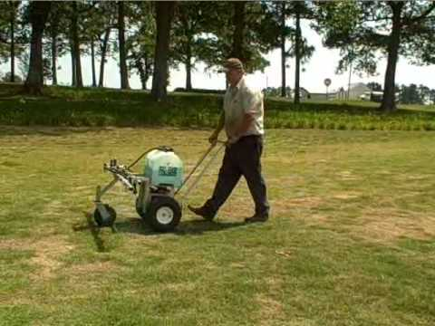 Turf And Lawn Sprayer Demo By Pro Edge Sprayers Youtube
