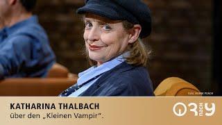 Schauspielerin katharina thalbach über ihre rollen // 3nach9