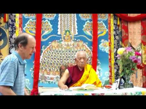 15 Pramanavarttika with Geshe Yeshe Thabkhe: The Buddha as Savior 08-28-19