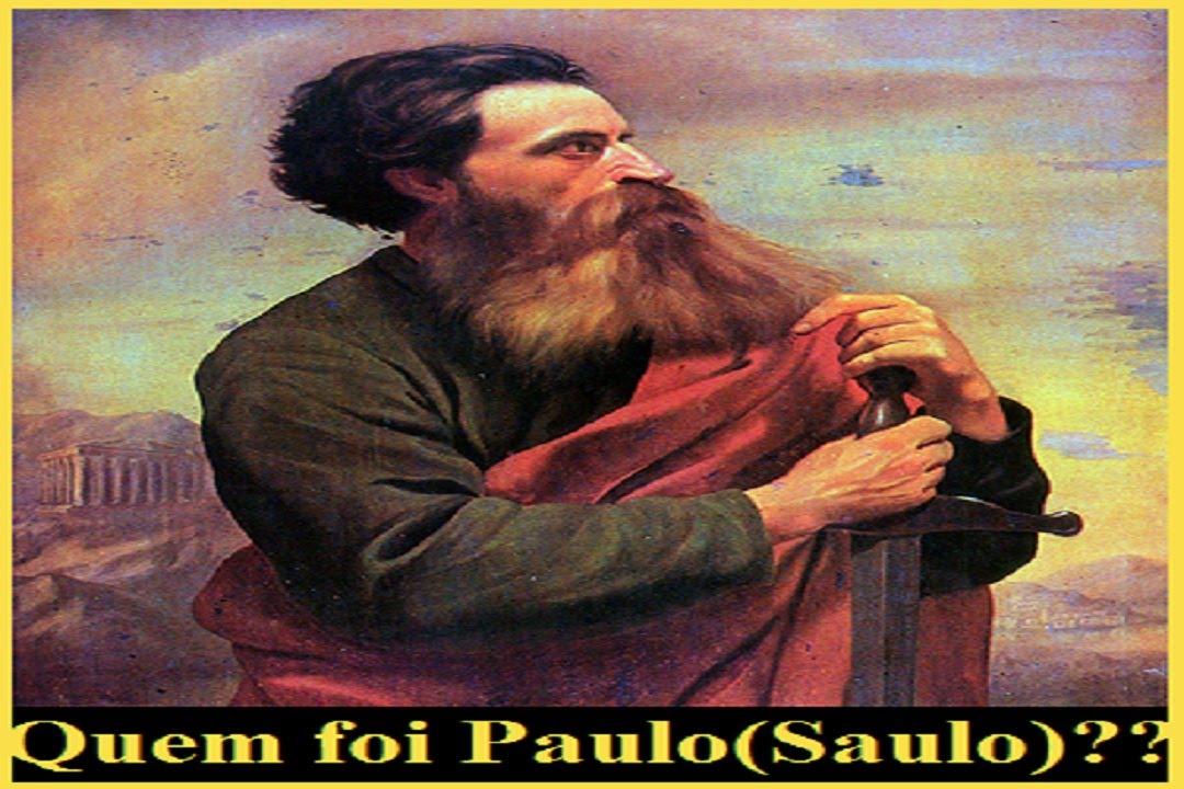 Quem foi Saulo Tarso (Apostolo Paulo)  ba3ec09b11a