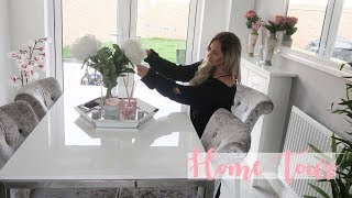 HOME TOUR | DINING ROOM TOUR | Lucy Jessica Carter