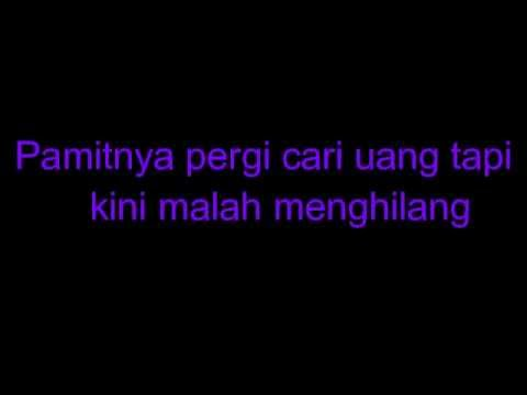 zaskia gotik Bang Jono lyrics lagu