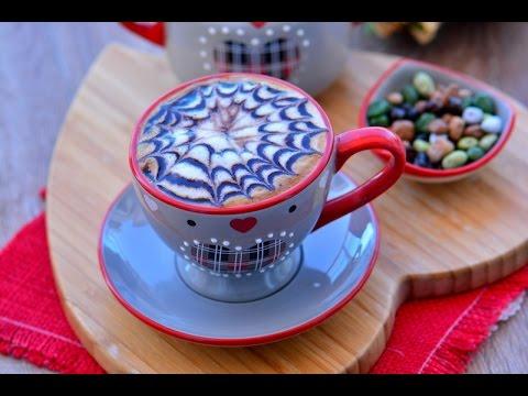 Çikolatalı  Süslü Nescafe ( Denemeyen Kalmasın )