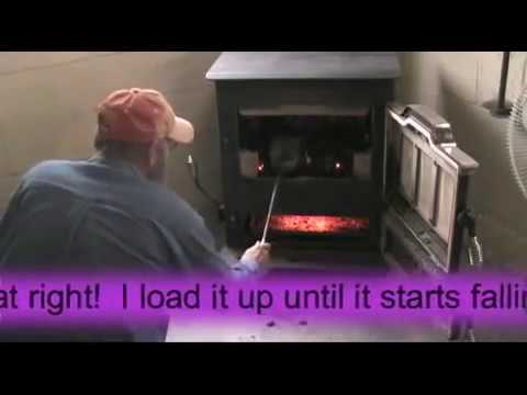 How I Burn Coal in My Harman Mark III Coal Stove