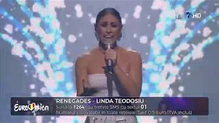 Selectia Nationala Eurovision 2019 - Recap of the final