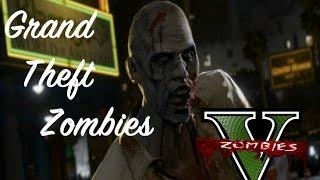 GTA 5 - Zombie MOD
