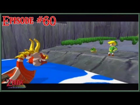 The Legend of Zelda: Wind Waker - Makar & The Wind Temple - Episode 60