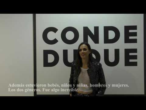 Sophie Auster nos habla sobre feminismo en Ellas Crean | Conde Duque Madrid
