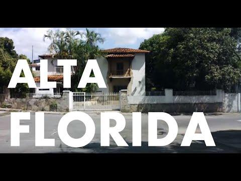 ASI ES LA ALTA FLORIDA CLASE MEDIA COTA MIL VENEVISION EL AVILA Av Andres Bello CARACAS VENEZUELA