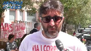 Vertenza Aias, terzo giorno di sciopero della fame nel silenzio delle istituzioni