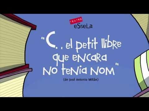 """""""C., el petit llibre que encara no tenia nom"""" (de ..."""