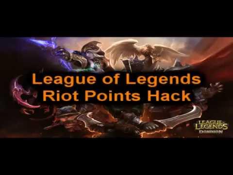 LEAGUE OF LEGENDS RP HACK | 50000 free riot points