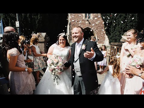 Tortworth Court Wedding // Emily & Ben // Wedding Film