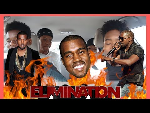 Aux Battles Elimination: Kanye West Edition