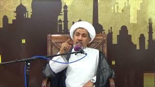 الدرس السادس : الوحي اتصال الغيب والشهادة |  الشيخ عبدالله النمر