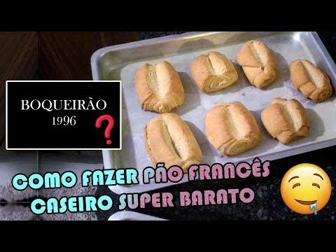 COMO FAZER PÃO FRANCÊS CASEIRO BARATO | Como Fazer Fácil #Receitas 29