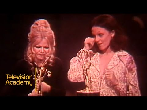 Tied Result for Outstanding Supporting Actress in a Comedy!  Emmys Archive 1972