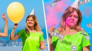 13 смешных пранков и лайфхаков для вечеринки / Идеи необычных подарков