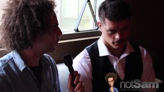 Sam Roberts & Cody Rhodes - Current spot in WWE, Growing up a Rhodes, etc