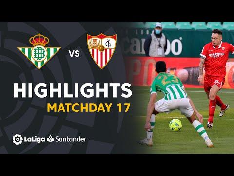 Betis Sevilla Goals And Highlights