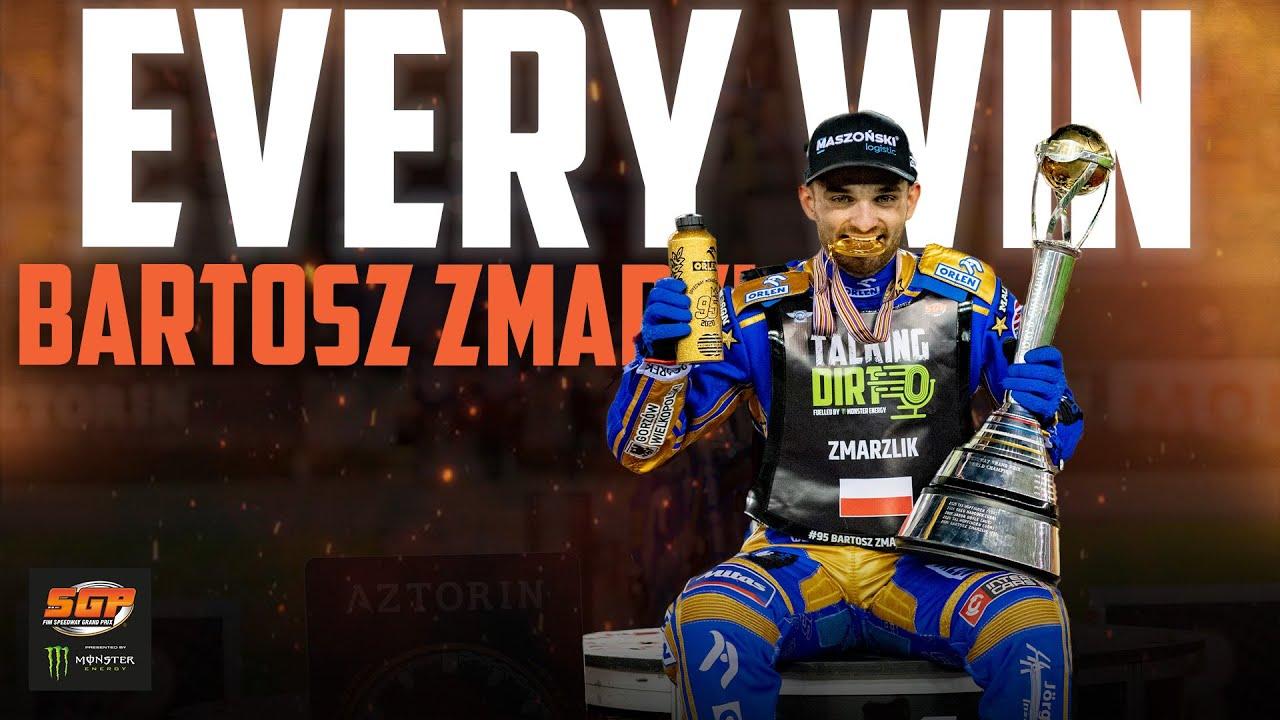 Every Bartosz Zmarzlik Win in 2020! | FIM Speedway Grand Prix