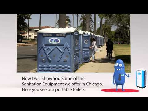 Porta John Rental Chicago, Cook County Mobile Restrooms for